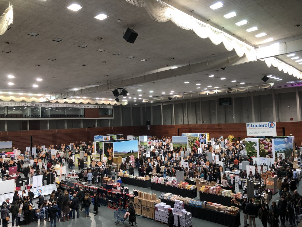 Mirus na Guimarães Wine Fair