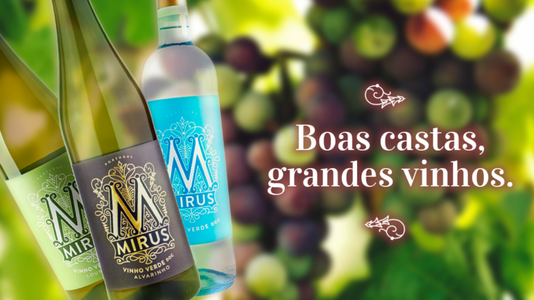 Boas castas, grandes vinhos.