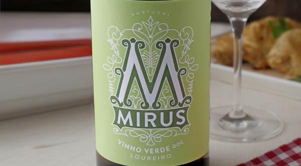 Vinho Verde Mirus Loureiro